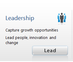 Leadership - Capture growth opportunities. Lead people, innovation and change - Lead Now >